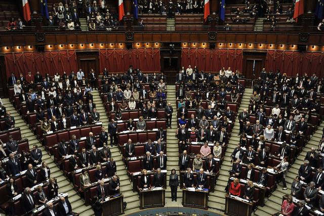 Avanti donne ingenere for Sito parlamento italiano