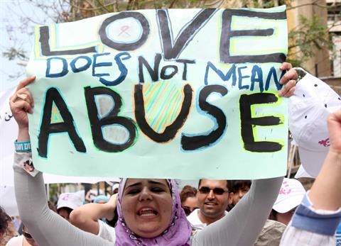 love does not mean abuse