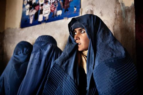 Laura Salvinelli - The Afghanistan Portraits for Who