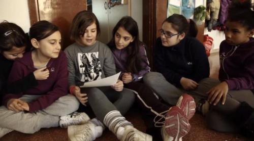 """foto dal documentario """"Bomba libera tutti"""""""