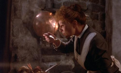 Un'immagine del film Il pranzo di Babette