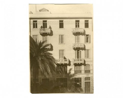 Our house in Alex in the '30s– Rue Zangarola 4
