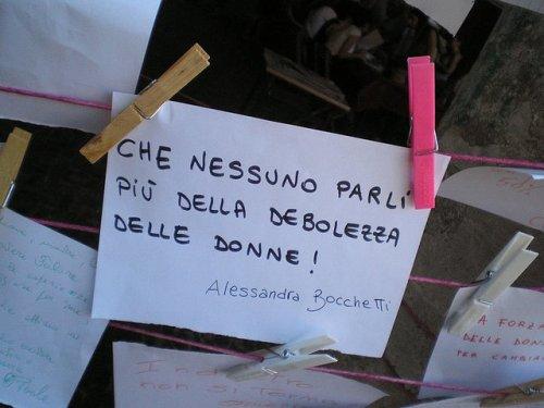 Da flickr/associazione orlando foto di Federica Mazzoni